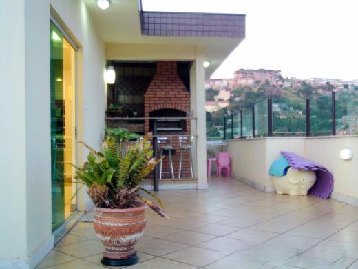 Cobertura de 3 dormitórios à venda em Buritis, Belo Horizonte - MG