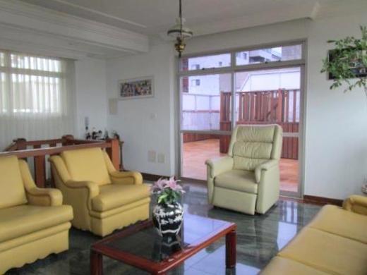Cobertura de 5 dormitórios à venda em Serra, Belo Horizonte - MG