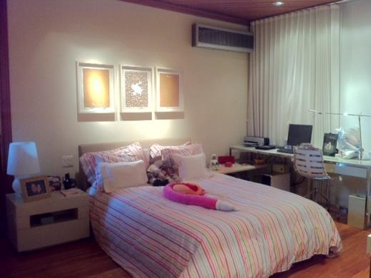 Casa de 5 dormitórios à venda em Belvedere, Belo Horizonte - MG