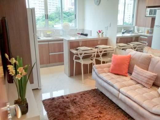 Apto de 1 dormitório à venda em Funcionarios, Belo Horizonte - MG