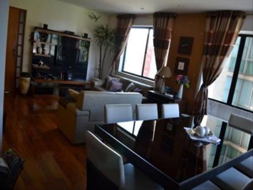 Apto de 4 dormitórios em Gutierrez, Belo Horizonte - MG