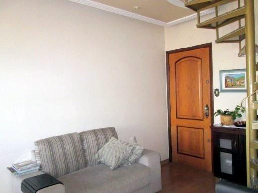 Cobertura de 4 dormitórios à venda em Carlos Prates, Belo Horizonte - MG