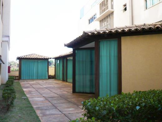Apart Hotel de 1 dormitório em Belvedere, Belo Horizonte - MG