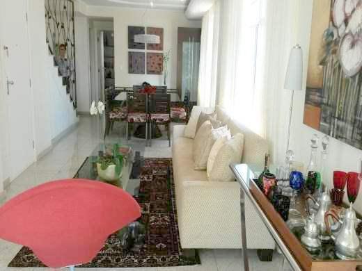 Cobertura de 4 dormitórios à venda em Sao Pedro, Belo Horizonte - MG