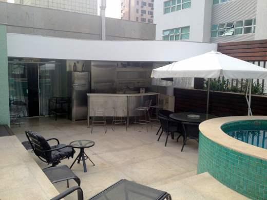 Cobertura de 5 dormitórios em Lourdes, Belo Horizonte - MG