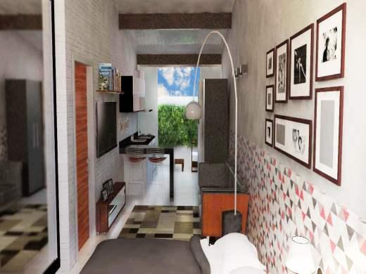 Foto 1 apartamento 1 quarto coracao eucaristico - cod: 99378