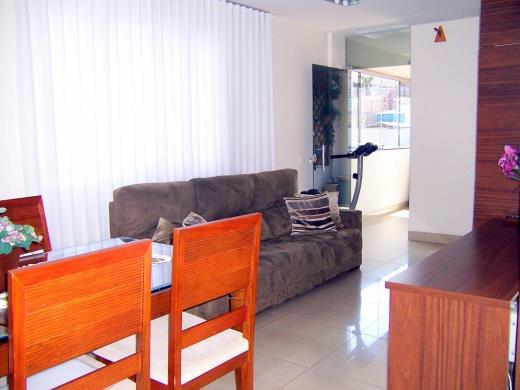 Apto de 4 dormitórios em Sao Lucas, Belo Horizonte - MG