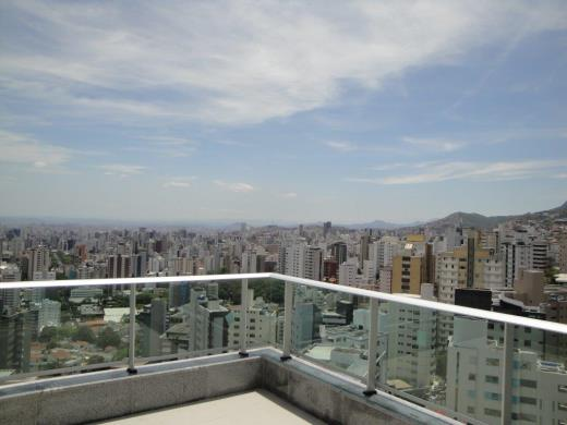 Cobertura de 3 dormitórios em Sion, Belo Horizonte - MG