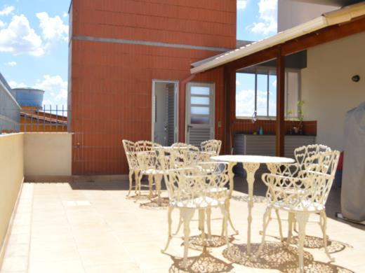 Cobertura de 4 dormitórios à venda em Sagrada Familia, Belo Horizonte - MG