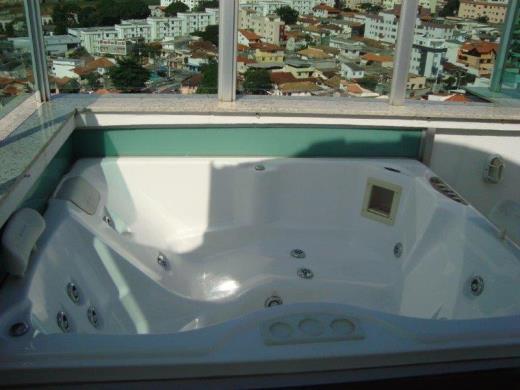 Cobertura de 3 dormitórios em Santa Tereza, Belo Horizonte - MG