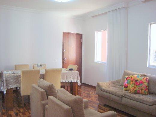 Foto 1 apartamento 3 quartos sagrada familia - cod: 11664
