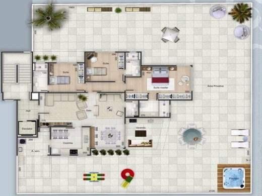 Foto 1 apartamento 3 quartos jaragua - cod: 11669