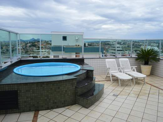 Apto de 3 dormitórios em Dona Clara, Belo Horizonte - MG