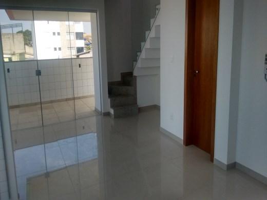 Cobertura de 2 dormitórios à venda em Caicara, Belo Horizonte - MG