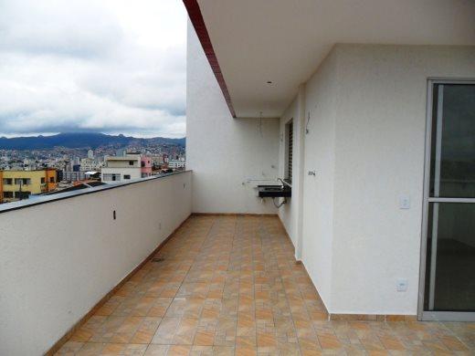 Cobertura de 2 dormitórios em Concordia, Belo Horizonte - MG