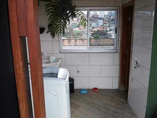 Cobertura de 4 dormitórios em Santa Cruz, Belo Horizonte - MG