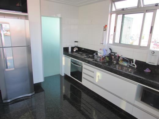 Cobertura de 4 dormitórios em Santa Rosa, Belo Horizonte - MG