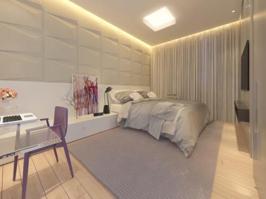 Apto de 4 dormitórios à venda em Ouro Preto, Belo Horizonte - MG