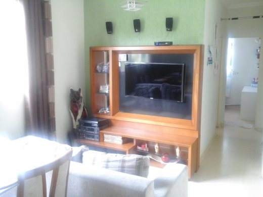 Apto de 3 dormitórios em Heliopolis, Belo Horizonte - MG
