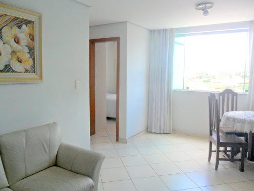 Apto de 2 dormitórios em Dona Clara, Belo Horizonte - MG