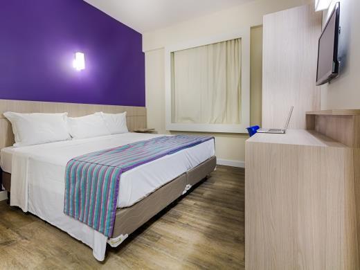 Apart Hotel de 1 dormitório em Caicara, Belo Horizonte - MG