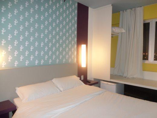 Apart Hotel de 1 dormitório à venda em Sao Luiz, Belo Horizonte - MG