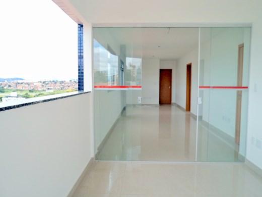 Cobertura de 5 dormitórios em Jaragua, Belo Horizonte - MG
