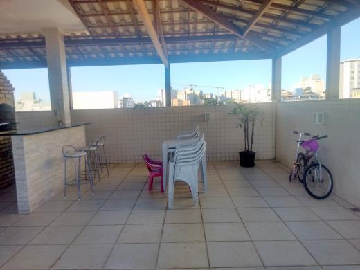 Cobertura de 4 dormitórios em Castelo, Belo Horizonte - MG