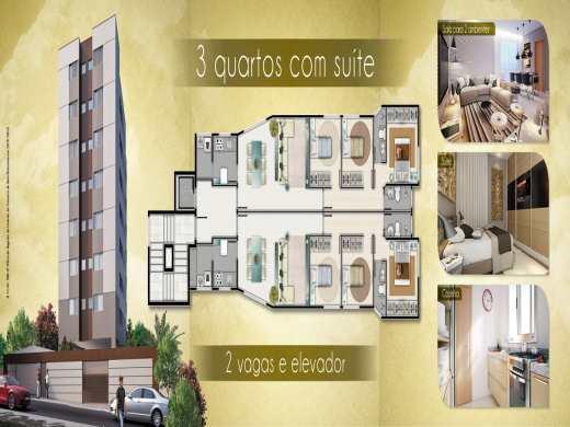 Foto 1 apartamento 3 quartos santa efigenia - cod: 8732