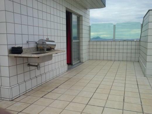 Cobertura de 3 dormitórios em Caicara, Belo Horizonte - MG