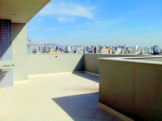 Cobertura de 3 dormitórios à venda em Sagrada Familia, Belo Horizonte - MG