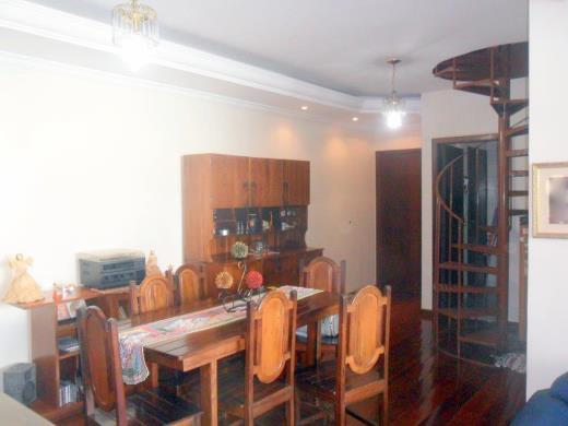 Cobertura de 3 dormitórios à venda em Uniao, Belo Horizonte - MG