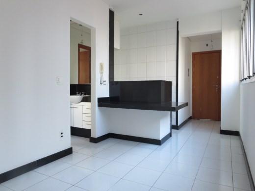Foto 1 apartamento 1 quarto santo agostinho - cod: 3221
