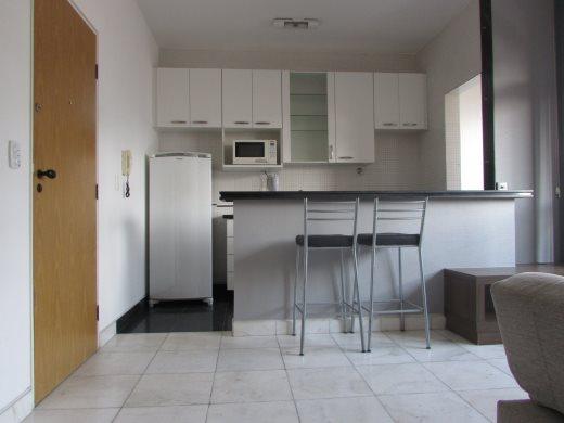 Foto 1 apartamento 1 quarto funcionarios - cod: 3524